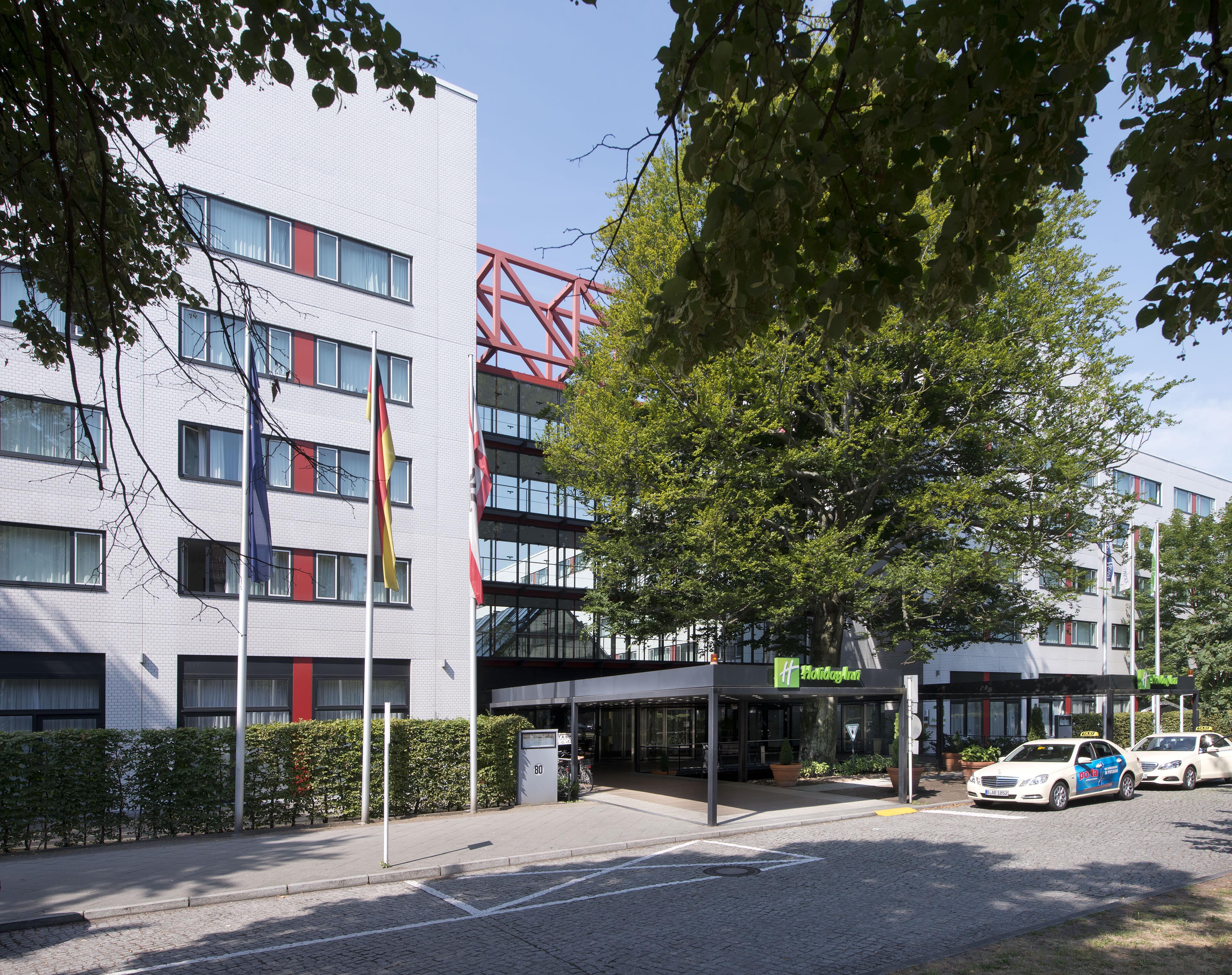 Hotels In Der Nahe Olympiastadion Berlin