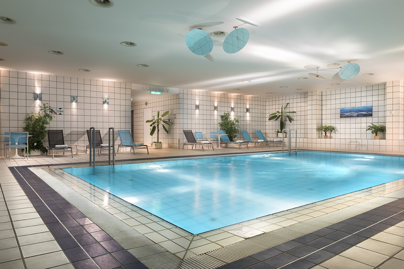 Holiday Inn Hotel Berlin City West - Wellness and Fitness at Hotel